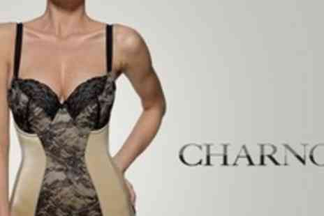 Charnos - Hourglass Corselette in Choice of Colours or £50 Voucher to Spend Online - Save 60%
