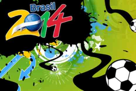 Independent Worldchoice - Brazil World Cup 2014, £3950pp for travel & accommodation to follow first two England games - Save 28%