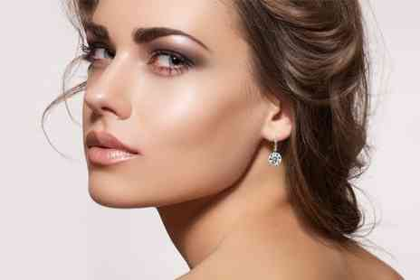 Sarabandi and co limited - Eclipse Crystal Drop Earrings - Save 85%