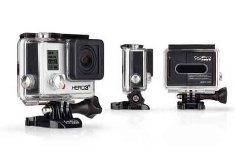 Global Phoenix Computer Tech - Hero3 Plus Black Edition Camera - Save 14%