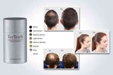Tectrich - Tectrich Hair Building Fibres  - Save 50%