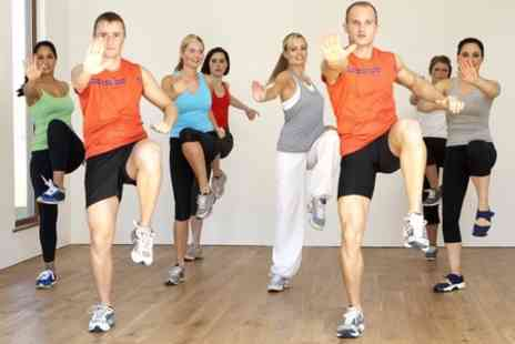 Angell fitness - Ten Fitness Classes - Save 72%