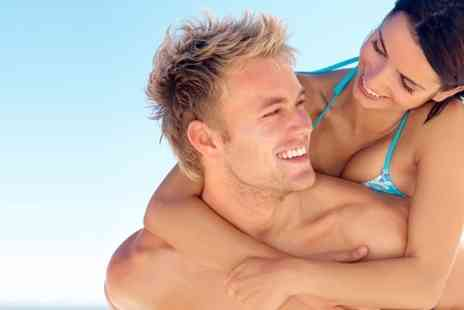 Just Beauty Laser Clinic - Six Sessions Laser Hair Removal - Save 80%