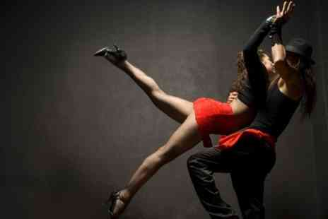 SalsaWild - Salsa and Tango Five  Classes - Save 75%