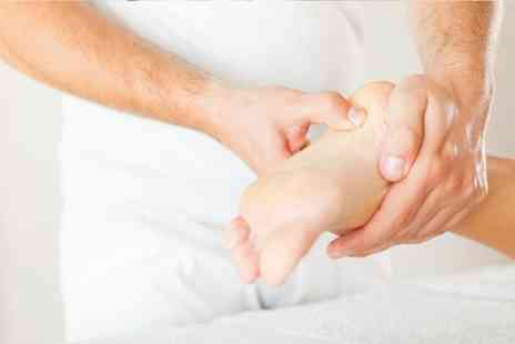 Ivonne Reflexology - 60 Minute Foot Reflexology Package - Save 71%