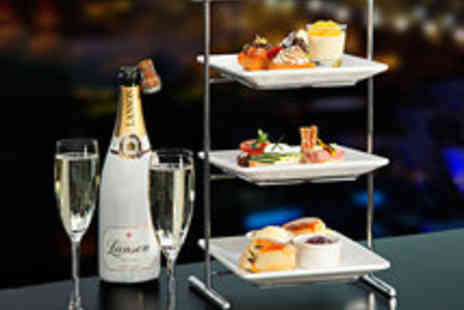 Skylounge - Champagne Afternoon Tea for Two People - Save 62%