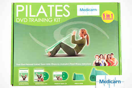Medicarn - Workout DVD Kit - Save 60%