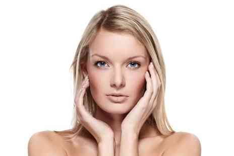 London Tanning and Beauty - Three Caci facials and three red light therapy sessions - Save 51%