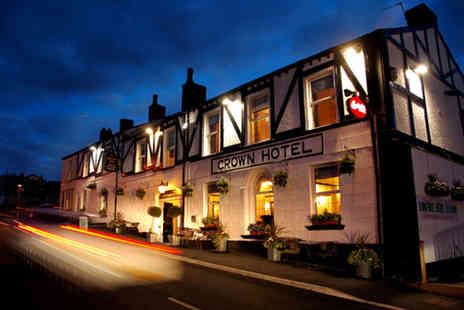 The Crown - One night stay for 2 people including full English breakfast - Save 38%