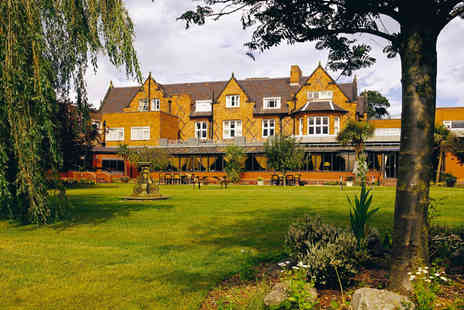 Brook Mollington Banastre Hotel - One night spa break for 2 people including breakfast - Save 38%