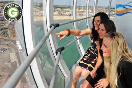 Weymouth Sealife Tower - Entry  Viewing Tower  - Save 51%