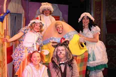 Tamworth Castle Grounds - Family Ticket Humpty Dumpty Show  - Save 53%