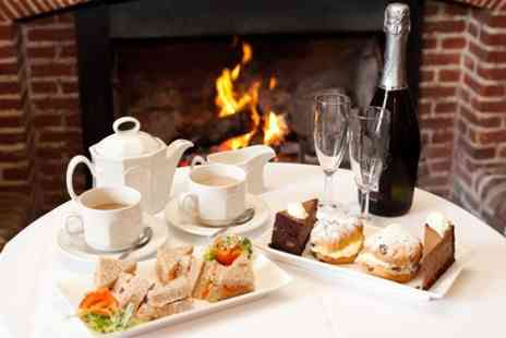 Lynford Hall Hotel - Afternoon Tea With Prosecco For Two - Save 50%