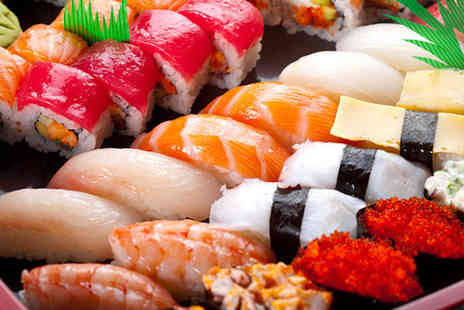 Sushi Cafe - All you can eat sushi buffet for 1 - Save 48%