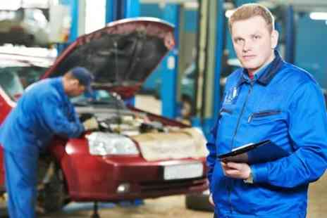 Motorparks - MOT 56 Point Check Plus Mini Valet - Save 77%