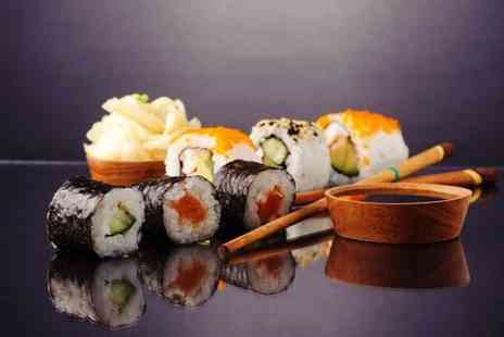 Asia Japanese -  Seven Course Tasting Menu For Two - Save 50%