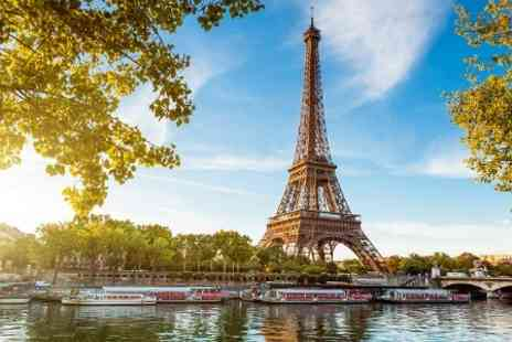 Short Break - One Nights With Eurostar Tickets and Breakfast For Two - Save 47%