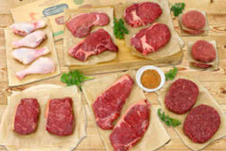 Westin Gourmet - Voucher for a Luxury 10 Steak Hamper  - Save 51%