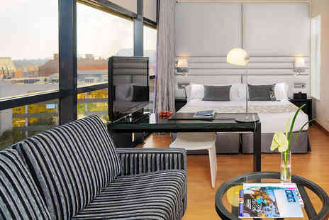 H10 Marina Barcelona Hotel - Two Night Stay for Two People with Daily Breakfast - Save 45%