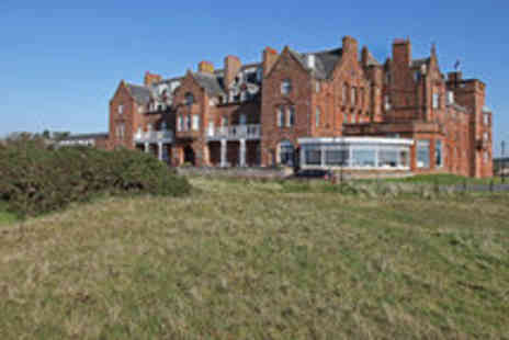 Puma Hotels - Scottish Coast Stay for Two with Three Course Meal and Wine - Save 49%