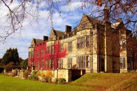 Macdonald Gisborough Hall Hotel -  Historic Yorkshire Break including Meals - Save 43%