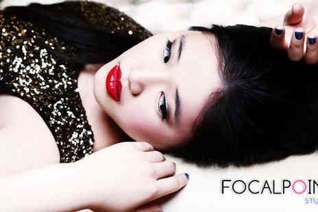 Focalpoint  - MAC makeover photoshoot for one - Save 94%