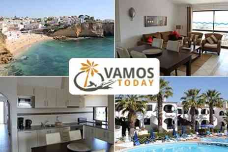 Vamos Today - Seven Nights stay for two - Save 50%