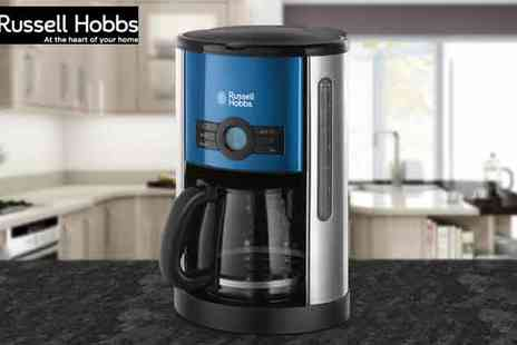 Ultimate Products - Russell Hobbs Digital Coffee Maker - Save 56%