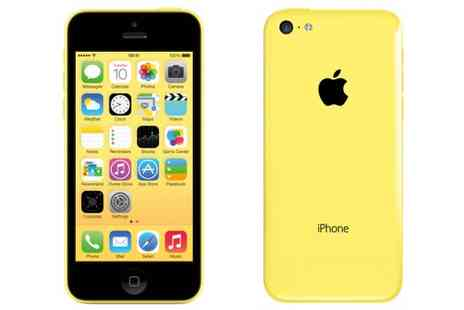 Mobiles.co.uk - iPhone 5c 24 Month Contract 1GB Data Unlimited Texts & Calls - Save 50%