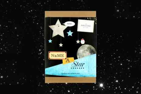 Moon Estates - Name a Star Gift Pack - Save 48%