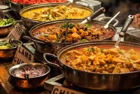 Tapasvi - Indian Buffet For Two - Save 50%