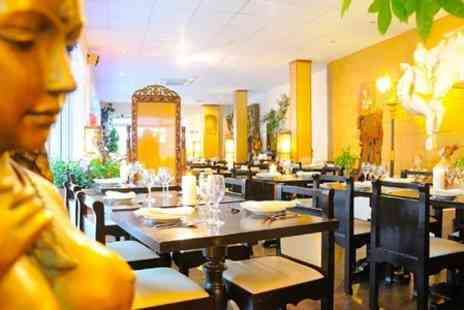 Kinnaree Thai Restaurant - Three Courses For Two - Save 65%