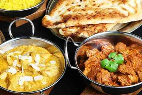 Red Spice - Two Course Indian Meal For One - Save 72%