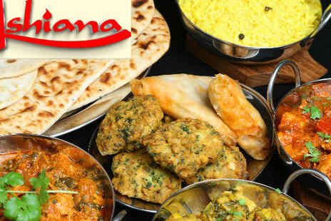 Ashiana - Two Courses Bangladeshi and Indian Cuisine for two - Save 56%
