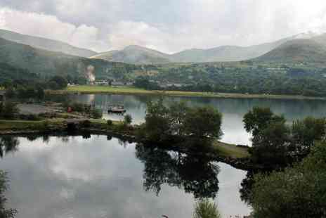Golden Fleece Inn - Two night Snowdonia break for two including continental breakfasts - Save 48%