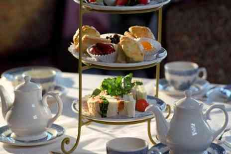 Brooklands Grange Hotel - Afternoon Tea For Two - Save 56%
