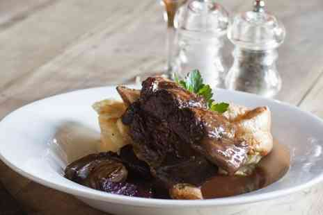 Art Bangor - Three-Course Meal For Two (£40) With Wine (£45) at Art Bangor (Up to 52% Off) - Save 52%