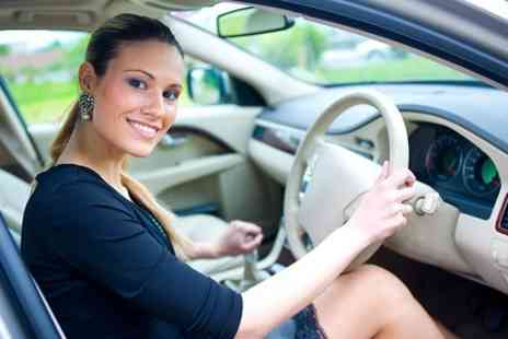 Red star school of motoring - Four Driving Lessons - Save 80%