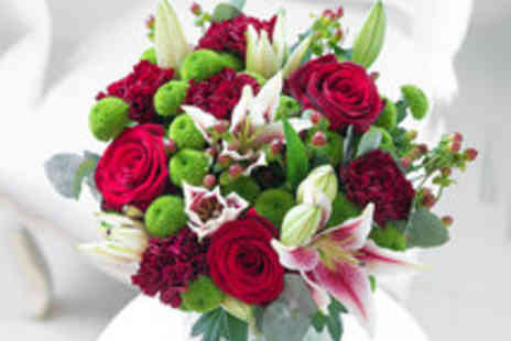 Flowers Direct - Voucher for a Choice of Valentine's Inspired Bouquets - Save 50%