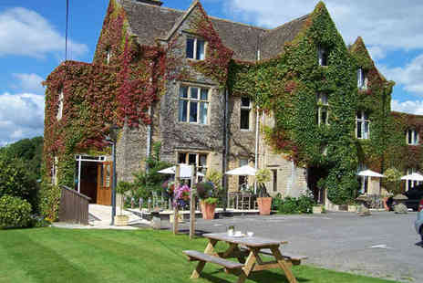Fosse Manor - Two Night Cotswolds Stay for Two with Daily Breakfast - Save 56%