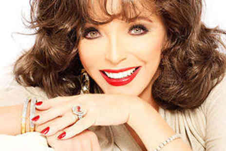 Leicester Square Theatre - Top-Price Ticket to See Joan Collins One Night With Joan - Save 51%