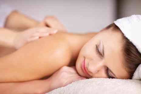 Diva Hair &  Beauty - Facial With Reflexology or Massage - Save 73%