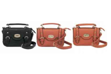 www.stylepotential.com - Go in Style with these retro old school Satchell style handbags perfect for any occasion - Save 67%
