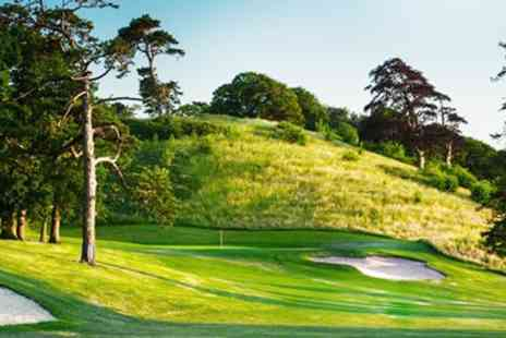 The Bristol Golf Club - 18 Holes of Golf & Bacon Rolls for 2 - Save 57%