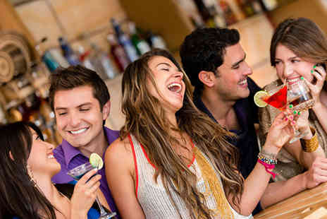 Boutique Bar - Bar entry and five litres of a cocktail to share between 4  people - Save 60%