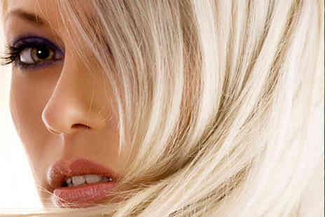 Alan Lawrence - Full head of highlights cut and blow dry with a principle stylist - Save 69%