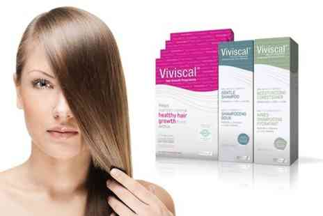 Lifes 2 good - Viviscal Products Monthly Supply  - Save 38%