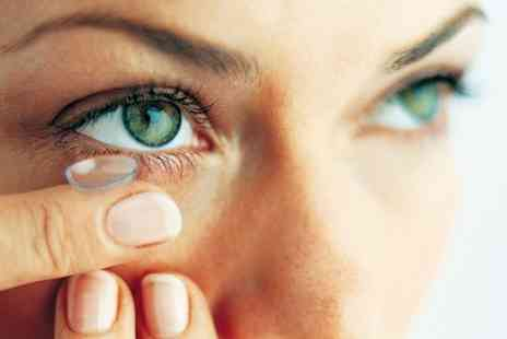 Conlons Opticians - Enhanced Eye Exam and 30 Days of Contact Lenses - Save 50%