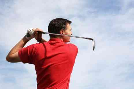 Alloa Golf Club - Three PGA Golf Lessons With Video Swing Analysis - Save 68%