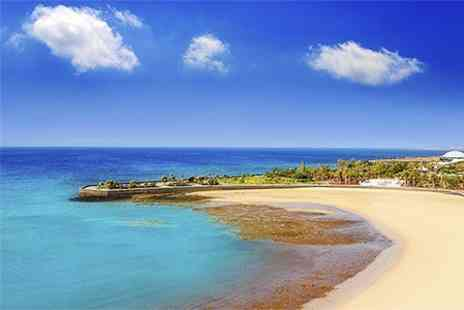 Clear Sky Holidays -  5 Nigh All nclusive Stay With Flights For Two at Lanzarote - Save 50%
